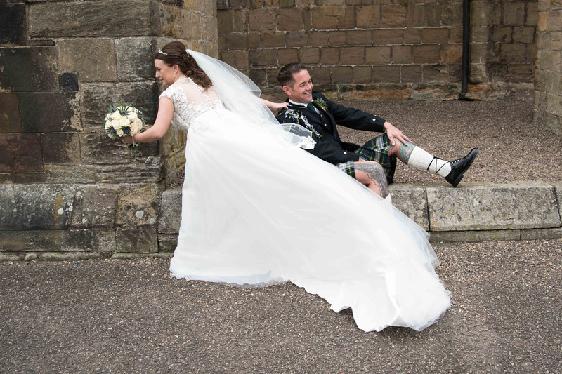 Danielle and darren wedding
